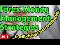 Basic MONEY MANAGEMENT Strategies For Forex Traders