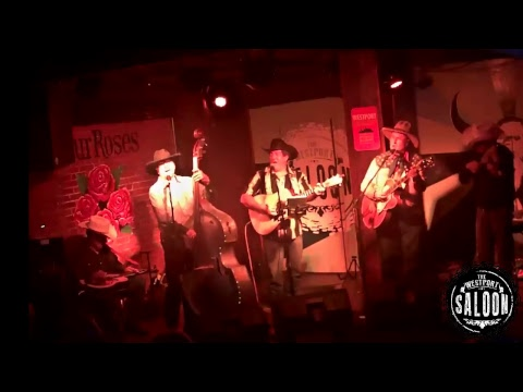 3 Trails West live at The Westport Saloon