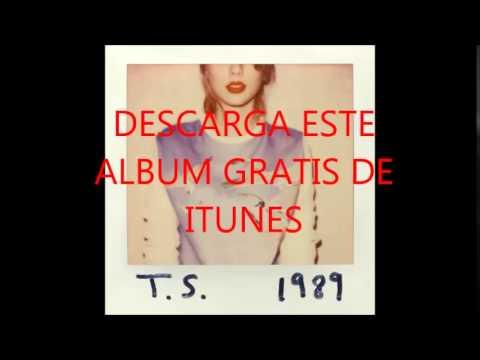 TAYLOR SWIFT - 1989 (DELUXE) [DESCARGA]