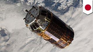 日本「白鸛號」太空船成功發射 運物資給太空站