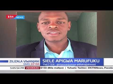 Mwanariadha Siele apigwa marufuku kwa miaka mitatu | Zilizala Viwanjani