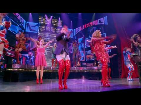 KINKY BOOTS - Coming to Dallas March 2017!