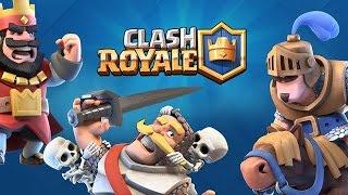 cara cepat naikin trophy di Clash Royale |1500+| dan battle deck yang tangguh
