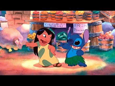 Lilo and Stitch 1 season 33 episode Baby fier