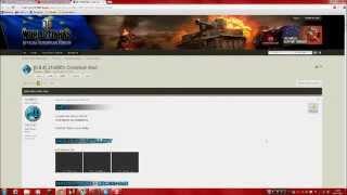 World of Tanks Scope mod Tutorial [German]