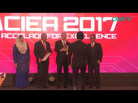 MCIEA 2017 – Recognising achievements