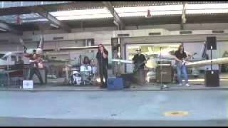 Rock N Doe Flugplatz Marl Garage Live  Rusty Days with Violin
