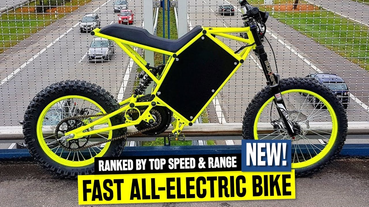 81e82c8792d 10 Powerful Electric Bicycles Available in 2019  Ranked by Top Speed    Biking Range