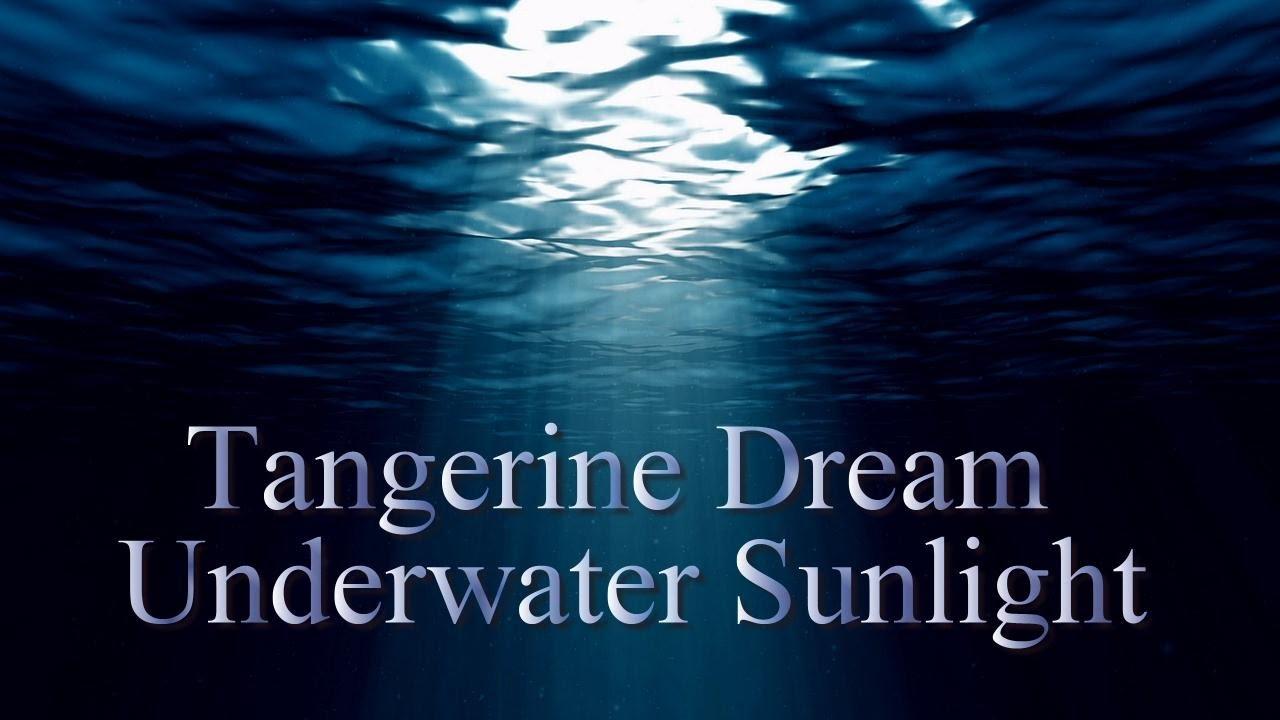 Tangerine Dream – Underwater Sunlight - Song Of The Whale Part One ... for Underwater Sunlight Tangerine Dream  300lyp