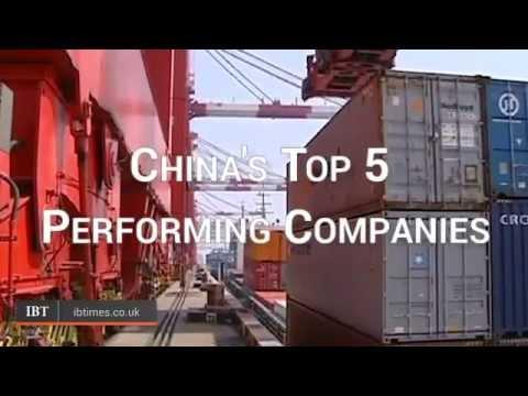China's Top 5 Companies