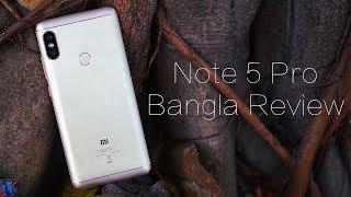 Xiaomi Redmi Note 5 Pro   Honest Bangla Review and Unboxing   Techfogeek