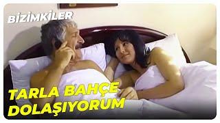 Tak Tak Sedat Karısını Aldatıyor - Bizimkiler 184. Bölüm