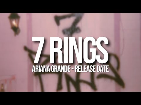 Ariana Grande - 7 RINGS ON 1.18 !! (AG5 confirmed) Mp3