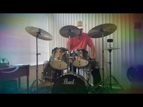 "I Never Quite Got Back From Loving You by ""Sylvia"" Drum Cover By Ken Turner (with ""Dream Effect"")"