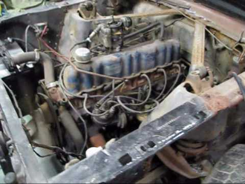 Ford  Cylinder Engine Diagram Just Rebuilt The Carb On The 66 Mustang Youtube