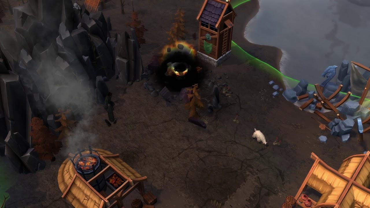 Northgard save game location