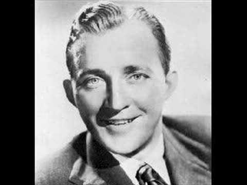 """Bing Crosby-""""If I Had You"""""""
