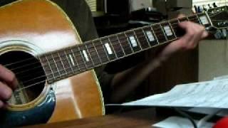 Sweet Home Chicago/ロバートジョンソン/Eのブルース練習