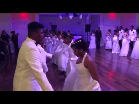 Uniondale High School Cotillion Choreographed by Joynell Carr
