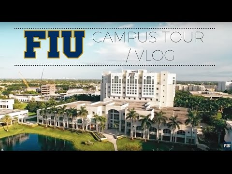 Full Campus Tour of FIU