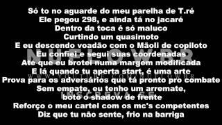 Start part. Filipe Ret - Jamais serão (Acústico) - Letra