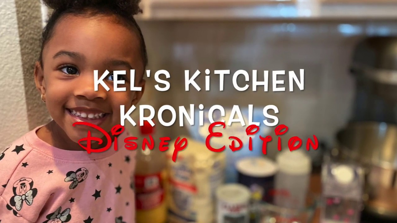 Kel's Kitchen Kronicals Disney Funnel Cakes   HD 720p
