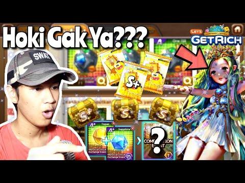 BERUSAHA DAPETIN TERRA!!? CARD BANKRUPT GG!!! | LINE LET'S GET RICH INDONESIA