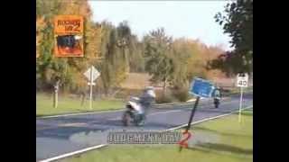 Amazing Motor Crash