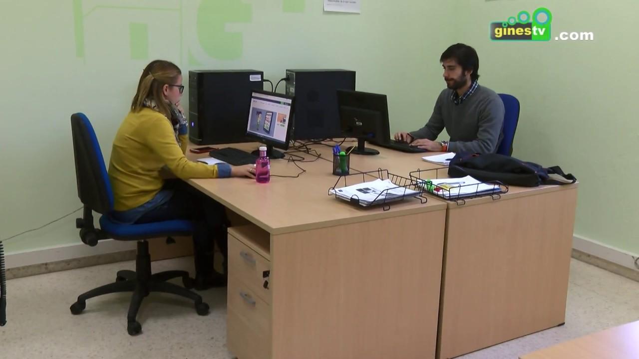 Gines desarrolla el programa Praxis2 de asesoramiento empresarial y fomento del empleo