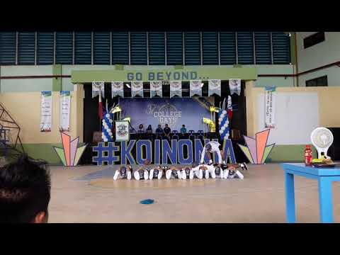 Back to back Champion 2k18 Maritime Department (Main Campus)Tagbilaran bohol