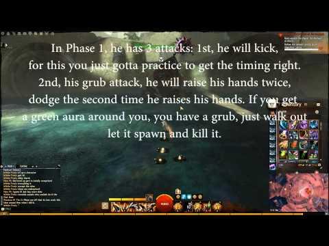 Guild Wars 2 - Arah path 2 solo Warrior guide 6/2/2014