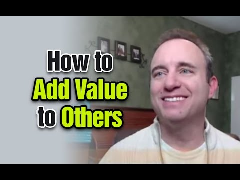 How to Add Value to Others #AskNoahStJohn Episode 31