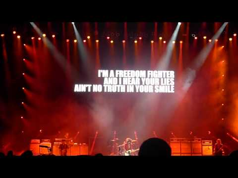 Aerosmith - Freedom Fighter - Wantagh 07-10-2014