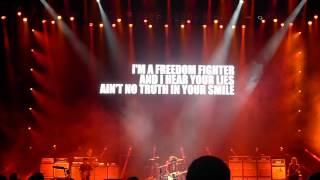 Aerosmith - Freedom Fighter - Wantagh 07-10-2014