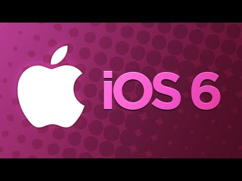 Apple iOS 6 - What's New - Features & Changes [HD]