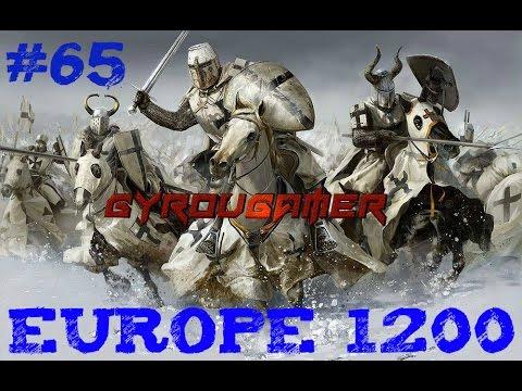 Europe 1200 # 65 Declaracion de Guerra de los Almohades