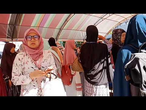 Tki taiwan!!  Suasana idul fitri 2019 di masjid nantun taicung
