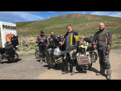 7 Russland Zentralasien 2018 - Motorradreise 25.000km - Teil 7 Russland & Kasachstan
