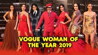 2019 Vogue Woman Of The Year Awards | FULl VIDEO | Ranveer, Katrina, Ananya Panday