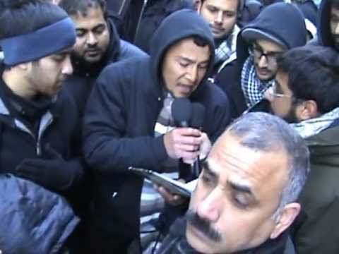 10th Muharram ashura juloos Chicago, ILL - English noha! (1434)