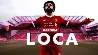 Cancion Manchester city vs Liverpool 1-2 (Parodia Khea - Loca ft. Bad bunny, Duki & Cazzu)