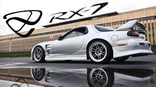 Mazda RX-7 FD3S Дарит эмоции в обмен на масло с бензином
