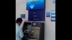 Laps of Security in Citibank ATM in Chennai