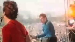 The Clash - White Riot (Live in Victoria Park, London) 1978