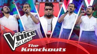 Ishura Jayaneththi | Like Unlike | The Knockouts | The Voice Sri Lanka Thumbnail