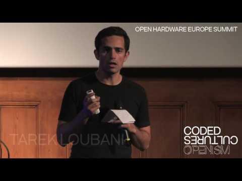Making Health: Medical free hardware in Gaza and Canada | Tarek Loubani