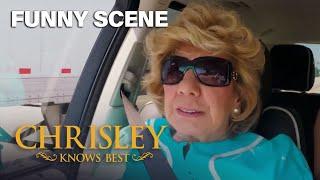 Chrisley Knows Best | Nanny Faye's Backseat Driving Annoys Chase | Funny Scene | Season 2 Episode 3