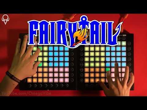 Omega Plays: Fairy Tail - Main Theme (Orchestral Launchpad Cover)