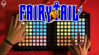 fairy tail   main theme orchestral launchpad cover