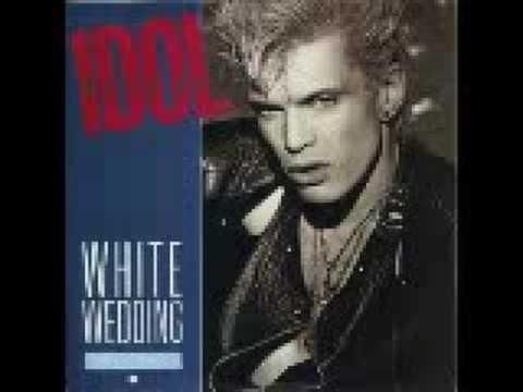 Billy Idol White Wedding Parts 1 2 Shotgun Mix